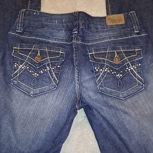 Ymi boot cut jeans